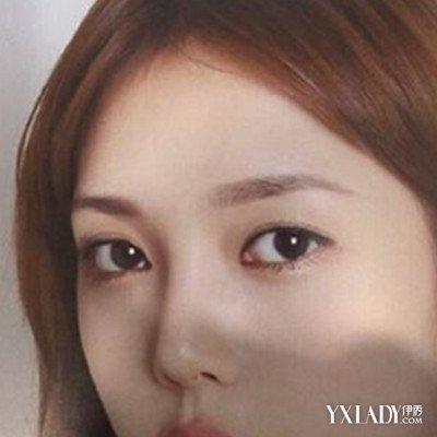 圆脸适合的眉型 什么样的眉形最好看图片