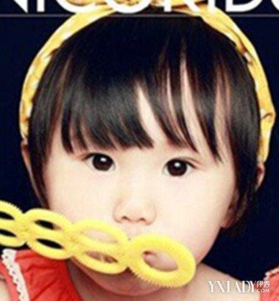 宝贝发型图片女大全 打造美美的可爱宝贝
