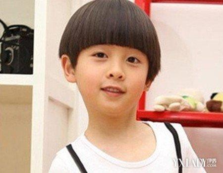 【图】两岁男宝宝发型图片 四款发型打造可爱萌娃图片
