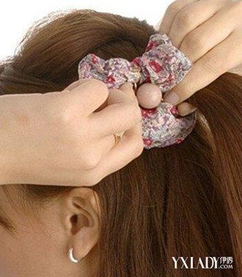 小孩发型女扎头发分享展示