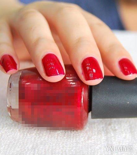 【图】个性指甲油颜色搭配图片 学会让指甲更