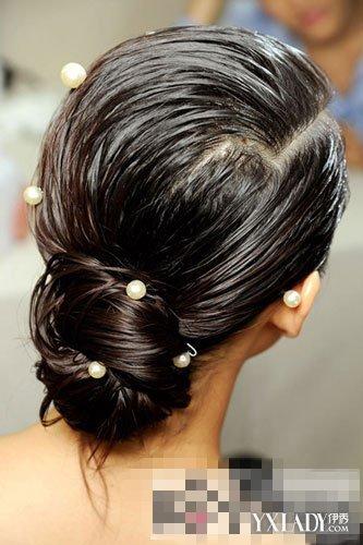 创意头饰造型图片与你分享 让你的发型更出众