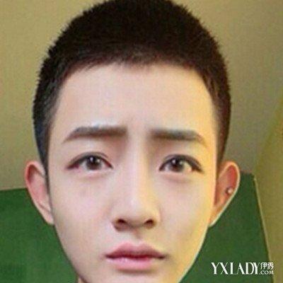 【图】帅气男童发型寸头发型 时尚又可爱_男童