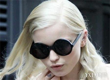 【图】欧美女生银白发发型图片