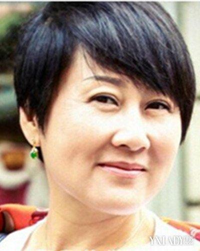 张凯丽发型分享展示图片