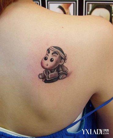 【图】纹身猴图案汇总