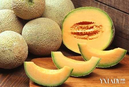 【图】哈密瓜皮可以美容吗 细数哈密瓜的营养