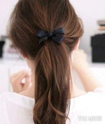 最新扎头发样式 教你11种扎发方法