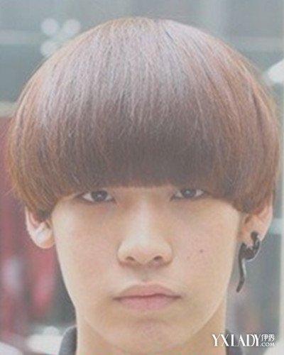 中学生锅盖头发型男生图片盘点 锅盖头发型个性十足