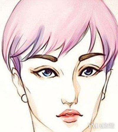 【图】最潮眉毛图片大全 盘点各种脸型所适合的眉形