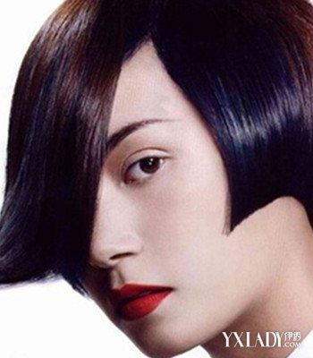 【图】女生沙宣齐耳短发发型图片图片图片