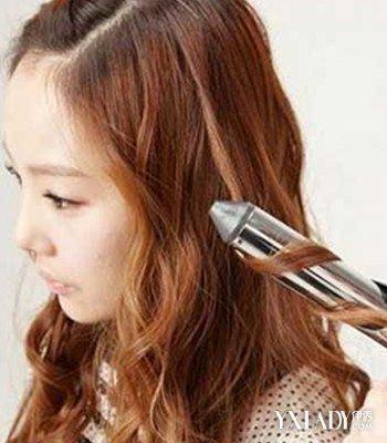 【图】造型刘海编辫子女生图解简单几步一学60岁发型头发少烫什么女士图片