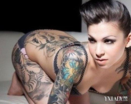 【图】欧美花臂纹身图案大全 最新花臂复杂又不失精致