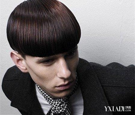 【图】男士锅盖头两边掏空发型 潮流锅盖头铲发帮你轻松搞定瓜子脸图片
