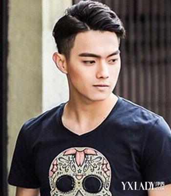 【图】潮男发型无两边短发发型 打造全新潮男潮流形象图片