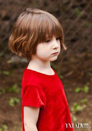 二岁小女孩短发发型乖巧可爱 快来为你的小公主选一款
