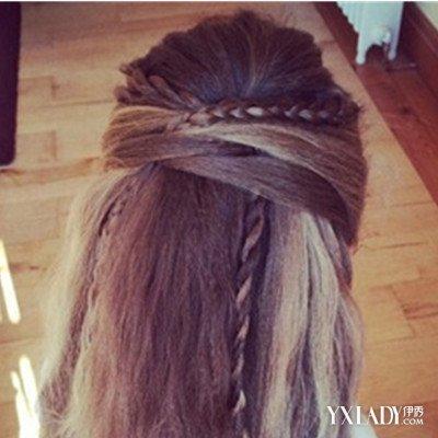 【图】2015最新扎头发儿童图片 女宝宝时尚必备