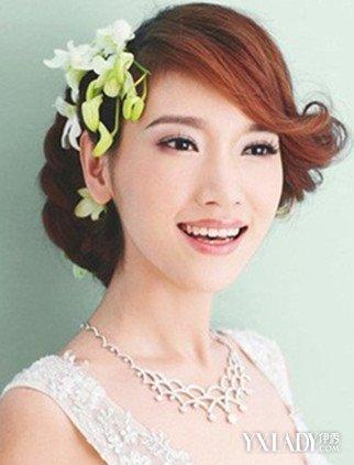 【图】韩式蓬松新娘发型 让你轻松做个气质新娘