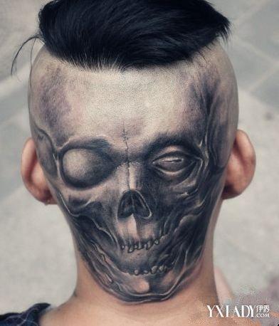 【图】头部纹身的好处与坏处 3大点让你明白所有