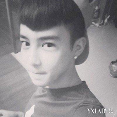 初中生男生流行发型 可爱帅气彰显可爱图片