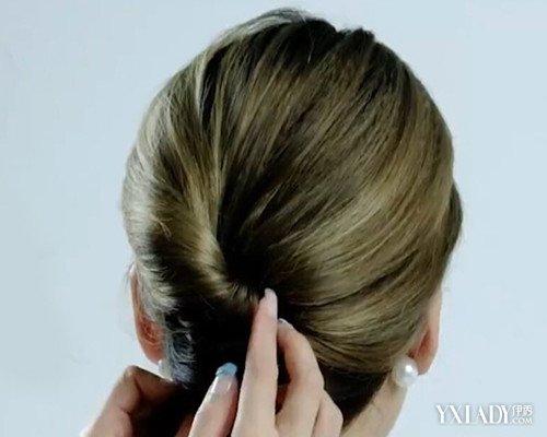 【图】教你4种盘头发的步骤 让你的夏日透心凉