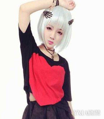 【图】韩版原宿风头像短发v头像4款时尚短发发刘昊然个性需要烫吗图片