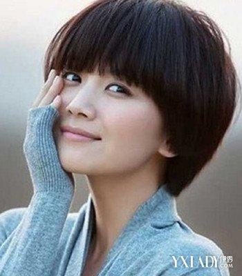 【图】平刘海男生齐耳发型图片欣赏四款学生高中生图片头发型大全图片短发发型图片