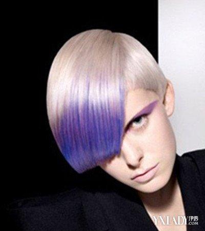 【图】新沙宣短发发型图片女 引领潮流前线炫出色彩图片