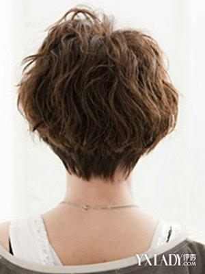 【图】盘点短发后脑勺图片 3种发短发发型让你大走时尚路线 (300x400)图片