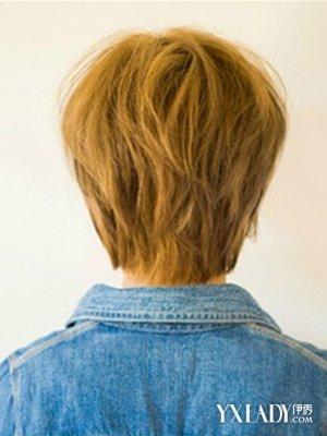 【图】盘点短发后脑勺图片 3种发短发发型让你大走时尚路线图片