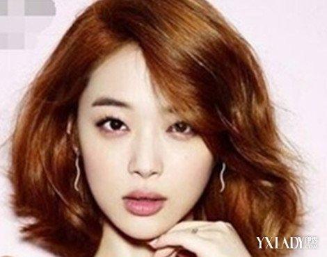 23岁女生头发染什么颜色比较好看?