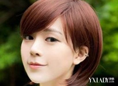 【图】脸型发型了解剪八字教你应该好看头发多的剪什么短发不同