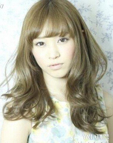 【图】时尚短发头发女士图片女生发型照片打造曰系颜色青色青色图片