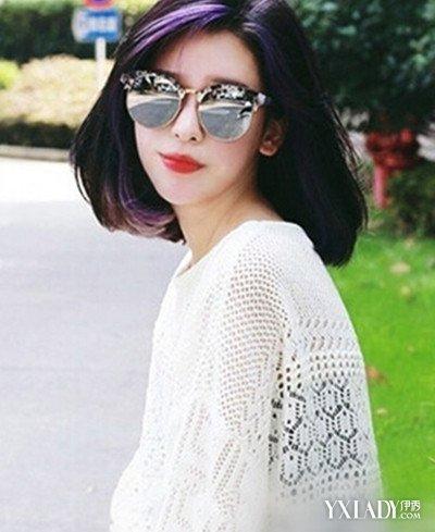 今年流行什么发型女 热荐五款修颜齐肩发