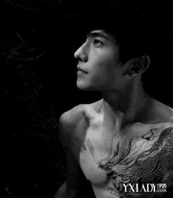 【图】盗墓笔记小哥的纹身图片 闷油瓶麒麟纹身竟是地图!
