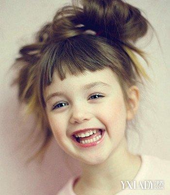 【图】儿童公主头发型图片欣赏