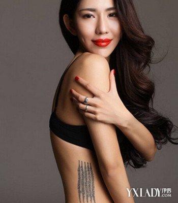 【图】唯美性感女生纹身图案 尽展妖娆之美