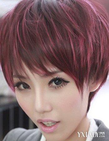 【图】长脸发型适合的女生大全五款女生尽显短发做图片发型图片图片