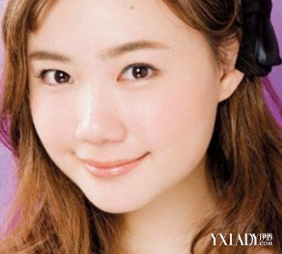 【图】大圆脸适合什么眉型? 脸型眉毛的画法巧妙修颜