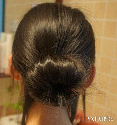 拉发针的使用方法 3种发式轻松使用