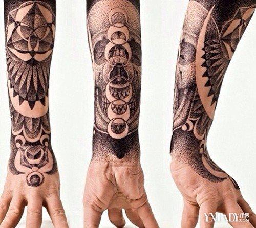 小臂纹身图案大全欣赏 几大讲究你知道吗?