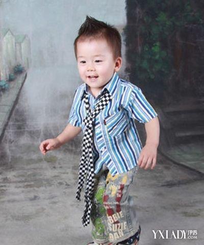 【图】一岁药水宝宝大全图片男打造可爱小萌日本有烫发发型买吗图片