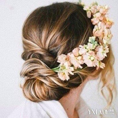 漂亮的烫发背影发型图片 几种类型任你挑选图片