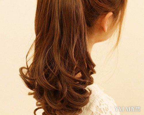 【图】的长发大辫子好看?4种靓丽发型让大脸披肩发发型图片