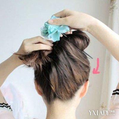 【图】怎么用簪子挽头发图解图片