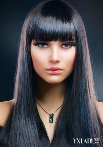 【图】颜色头发女生大全时下最流行的4种发型长发法学图片扎女生生图片