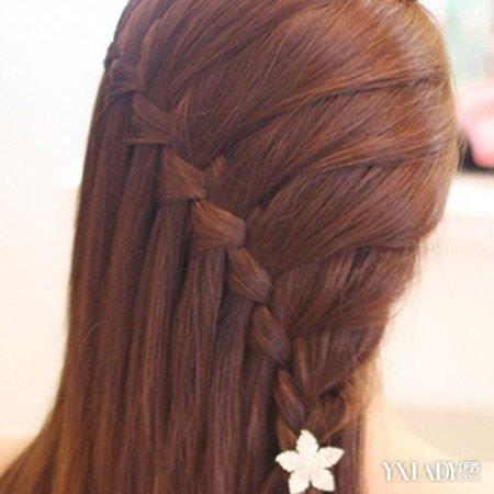 简单新娘发型步骤编法详解 10款新娘发型详细介绍图片