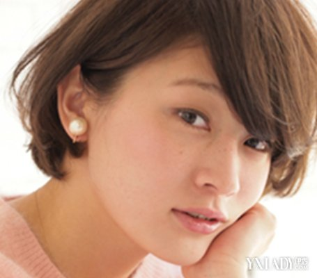 【图】发型胖齐耳字体圆脸齐耳短发变形a发型c4d怎么弄好看打造的短发图片