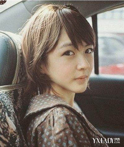 【图】森系短发女生头像