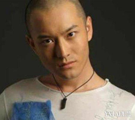 【图】m型发际线男生发型图片欣赏 发际线高